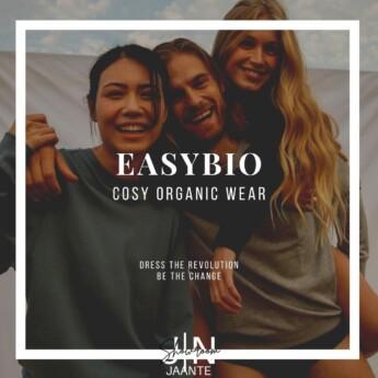 EASYBIO | Cosy organic wear
